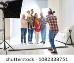 professional photographer... | Shutterstock . vector #1082338751
