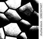 black and white grunge stripe... | Shutterstock .eps vector #1082347607