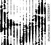 grunge halftone black and white ... | Shutterstock .eps vector #1082350697