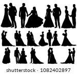 vector  isolated  set of... | Shutterstock .eps vector #1082402897
