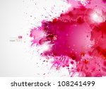 abstract artistic background... | Shutterstock .eps vector #108241499