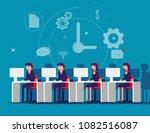 service. corporate business... | Shutterstock .eps vector #1082516087