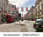 regent street  london   may 3 ... | Shutterstock . vector #1082529617