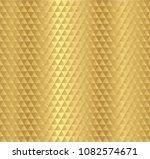 seamless gold vector background ...   Shutterstock .eps vector #1082574671