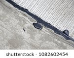 asphalt crack filler  driveway... | Shutterstock . vector #1082602454