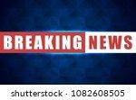 vector news background ...   Shutterstock .eps vector #1082608505