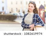 close up portrait young... | Shutterstock . vector #1082619974