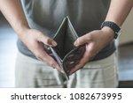 bankruptcy economic financial... | Shutterstock . vector #1082673995