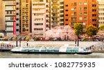 tokyo japan   march 27  2018  ... | Shutterstock . vector #1082775935