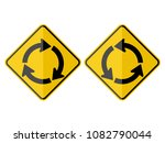 isolated left and right... | Shutterstock .eps vector #1082790044