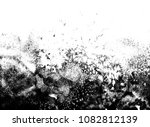 black and white marble grunge... | Shutterstock . vector #1082812139
