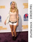 """heidi montag  at """"reality check ...   Shutterstock . vector #108281981"""