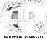 abstract halftone wave dotted... | Shutterstock .eps vector #1082833151