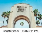 los angeles california usa   07.... | Shutterstock . vector #1082844191