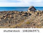 Small Limestone Cabin On The...