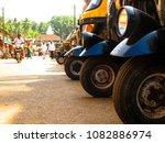 gokarna karnataka india... | Shutterstock . vector #1082886974