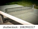 tabletennis outdoor concrete | Shutterstock . vector #1082902217