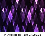 amethyst crystal shine abstract ... | Shutterstock .eps vector #1082925281