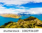 view on remote landscape on... | Shutterstock . vector #1082936189