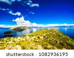 view on remote landscape on... | Shutterstock . vector #1082936195