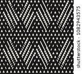 vector geometric seamless... | Shutterstock .eps vector #1082943575