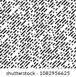 halftone chaotic pattern.... | Shutterstock .eps vector #1082956625