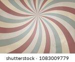 retro pattern a vintage...   Shutterstock .eps vector #1083009779
