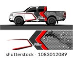 car livery graphic vector.... | Shutterstock .eps vector #1083012089