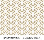abstract geometric pattern with ...   Shutterstock .eps vector #1083094514