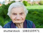 close up portrait of smiling... | Shutterstock . vector #1083105971