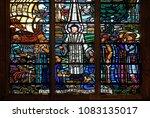 paris  france   january 07 ... | Shutterstock . vector #1083135017