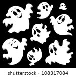 ghost theme image 1   vector... | Shutterstock .eps vector #108317084