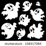 ghost theme image 1   vector... | Shutterstock .eps vector #108317084