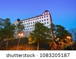 altenburg germany  may 2018 ... | Shutterstock . vector #1083205187
