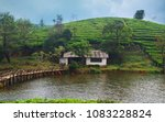 vagamon meadow vagamon  is a... | Shutterstock . vector #1083228824