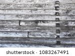 abstract background with wooden ... | Shutterstock . vector #1083267491