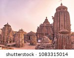 famous indian temples | Shutterstock . vector #1083315014