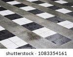 pattern on floor   Shutterstock . vector #1083354161