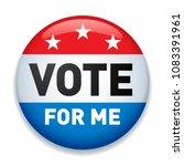 2020 united states of america...   Shutterstock .eps vector #1083391961