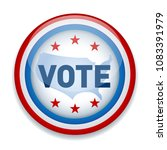 2020 united states of america...   Shutterstock .eps vector #1083391979