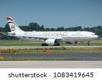 dusseldorf  germany   july 8 ... | Shutterstock . vector #1083419645