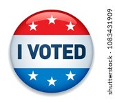 2020 united states of america...   Shutterstock .eps vector #1083431909