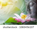 Double Exposure Of The Lotus...