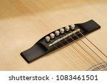 acoustic guitar  tuning machine ... | Shutterstock . vector #1083461501
