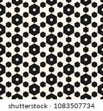 raster hexagon seamless pattern.... | Shutterstock . vector #1083507734