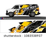 car livery graphic vector.... | Shutterstock .eps vector #1083538937