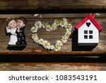 real estate and mortgage... | Shutterstock . vector #1083543191