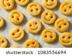 Homemade smiley face french...