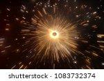 diwali cracker india  | Shutterstock . vector #1083732374