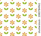 vector seamless color pattern... | Shutterstock .eps vector #1083784961